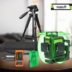 12lines Self Leveling Rotary Cross Line Laser Level with tri