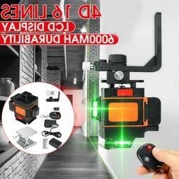 16 Lines 4D Laser Level Auto Self Leveling 360° Rotary Tool