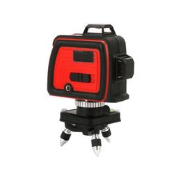 3D Laser Level 12 Line Self Leveling Outdoor 360° Rotary Cr