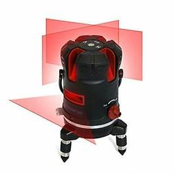 Inspiritech 3D Red Beam Self-Leveling Laser Level 360 Rotary