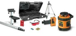Johnson Level-40-6517 Self-Leveling Horizontal Rotary Laser