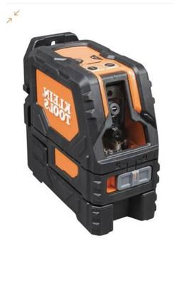 Klein Tools 93LCL Laser Level Self-Leveling Cross-Lineu