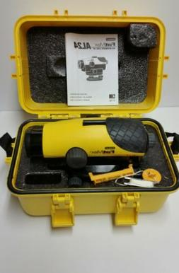 AL24 Stanley FatMax 24x Automatic Level With Hard Case