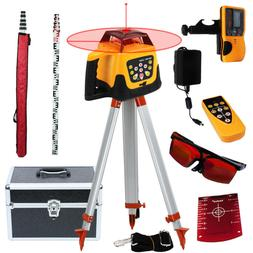 Automatic Self-Leveling 500m Red Beam 360 Rotary Laser Level