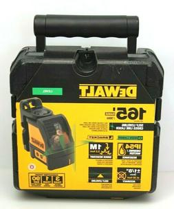 DeWalt DW088CG Green Cross Line Laser Level w/ Magnetic Moun
