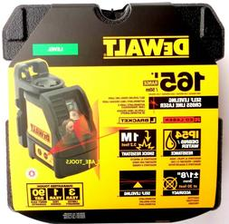 DEWALT DW088K Red Cross Line Laser