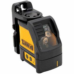 DeWalt DW088K Self Leveling Horizontal/Vertical Cross Line L