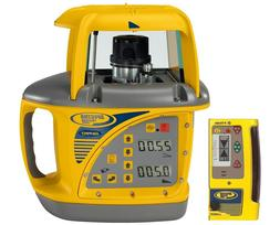 Spectra Precision GL720 Dual Slope Grade Laser Level With CR