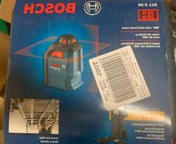 Bosch GLL 2-20 Laser Level FREE SHIPPING BRAND NEW SEALED