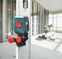 Bosch GLL 2 Self-Correcting Cross Line Laser Level with Moun