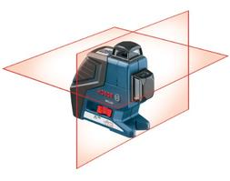 Bosch GLL2-80 Dual Plane Leveling Laser with Pulse