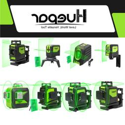 Green Beam Laser Level 3D 360 Self leveling measure Tool Hor