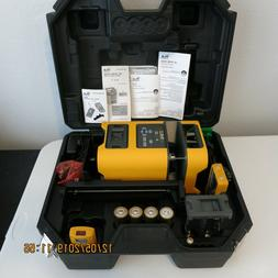 Pacific Laser Systems HV2G Construction Green Beam Manual Ro