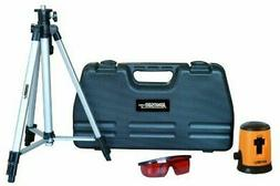 Johnson Level 40-0921 Self-Leveling Cross Line Laser Kit, Ho