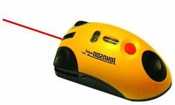 Johnson Level and Tool 9250 Laser Line Level Mouse