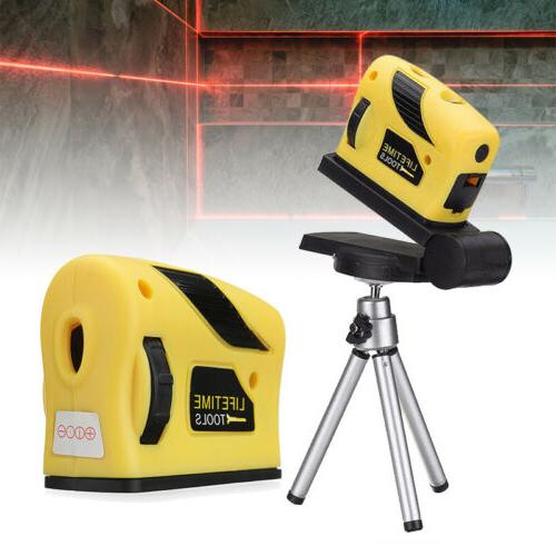 3D Laser Level Leveling Point/Line/Cross Vertical 360 Rotary