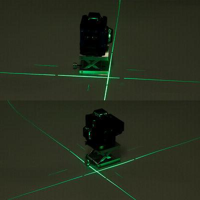 98Ft 16 Green Laser Level Self 1mm Accuracy
