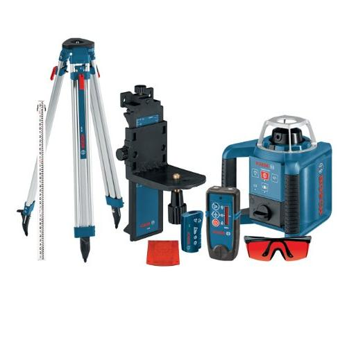 grl300hvck self leveling rotary laser