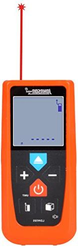 Johnson Level & Tool LDM195 195' Laser Distance Meter with A