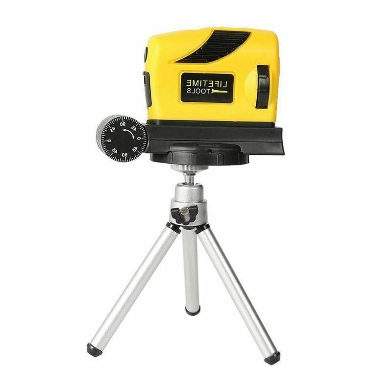red laser level instruments point line cross