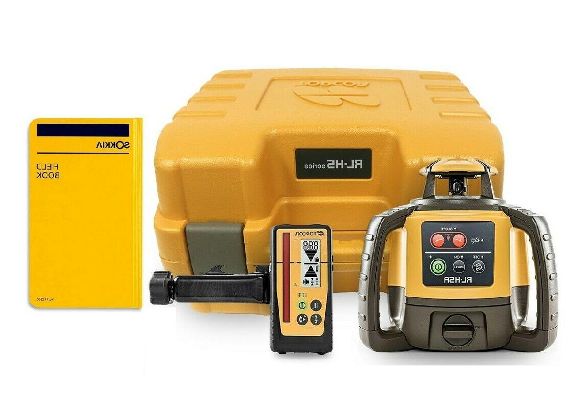 rl h5a self leveling rotary laser level