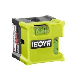 Laser Cube Compact Laser Level LR44 Batteries Hand-Held