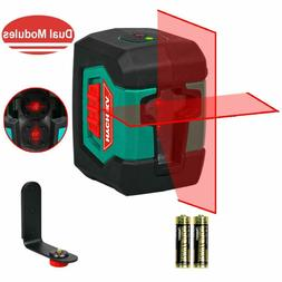 Laser Level, HYCHIKA 50 Feet Line With Dual Modules, Switcha
