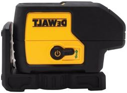 NEW DEWALT DW083CG SELF LEVELING 65' RANGE LASER LEVEL 3 SPO