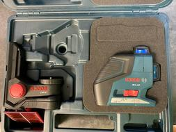 New Bosch GLL3-80 360-Degree 3-Plane Leveling and Alignment