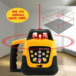 RED Automatic Self Levelling Rotating Laser Level Rotary Las