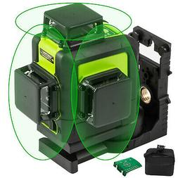 rotary laser level green 12 lines 3d