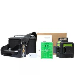 Huepar rotary laser level green Cross Line Laser Self Leveli