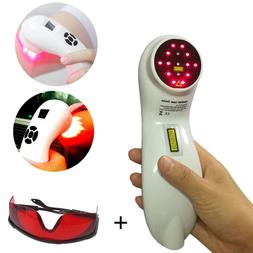 Safe Portable LLLT Low Level Laser Therapy Powerful Body Pai