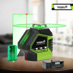 Self Leveling Green Laser Level 360 Degree Cross Line with 2