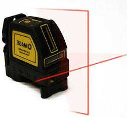 Mage Self-leveling Laser Level Cross Line Automatic 98 ft. B