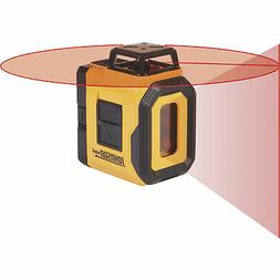 Johnson Level & Tool 40-6606 Self-Leveling 360 Degree Line L