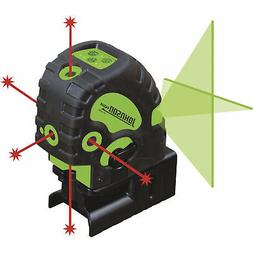 Johnson Level & Tool Self-Leveling Combination Red Dot/Green